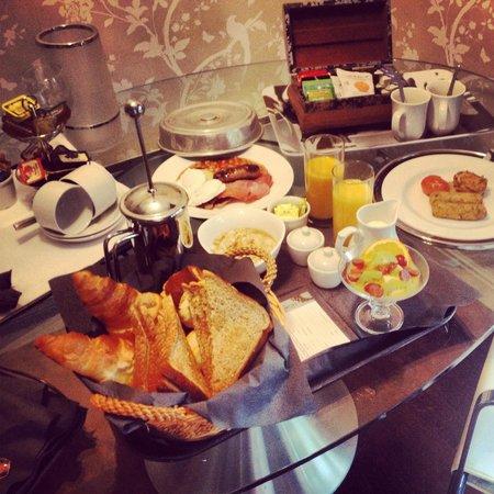 Raňajky kráľov