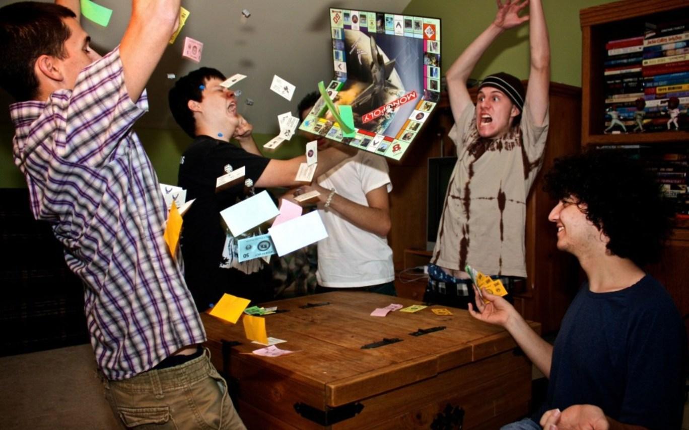Alkoholické hry