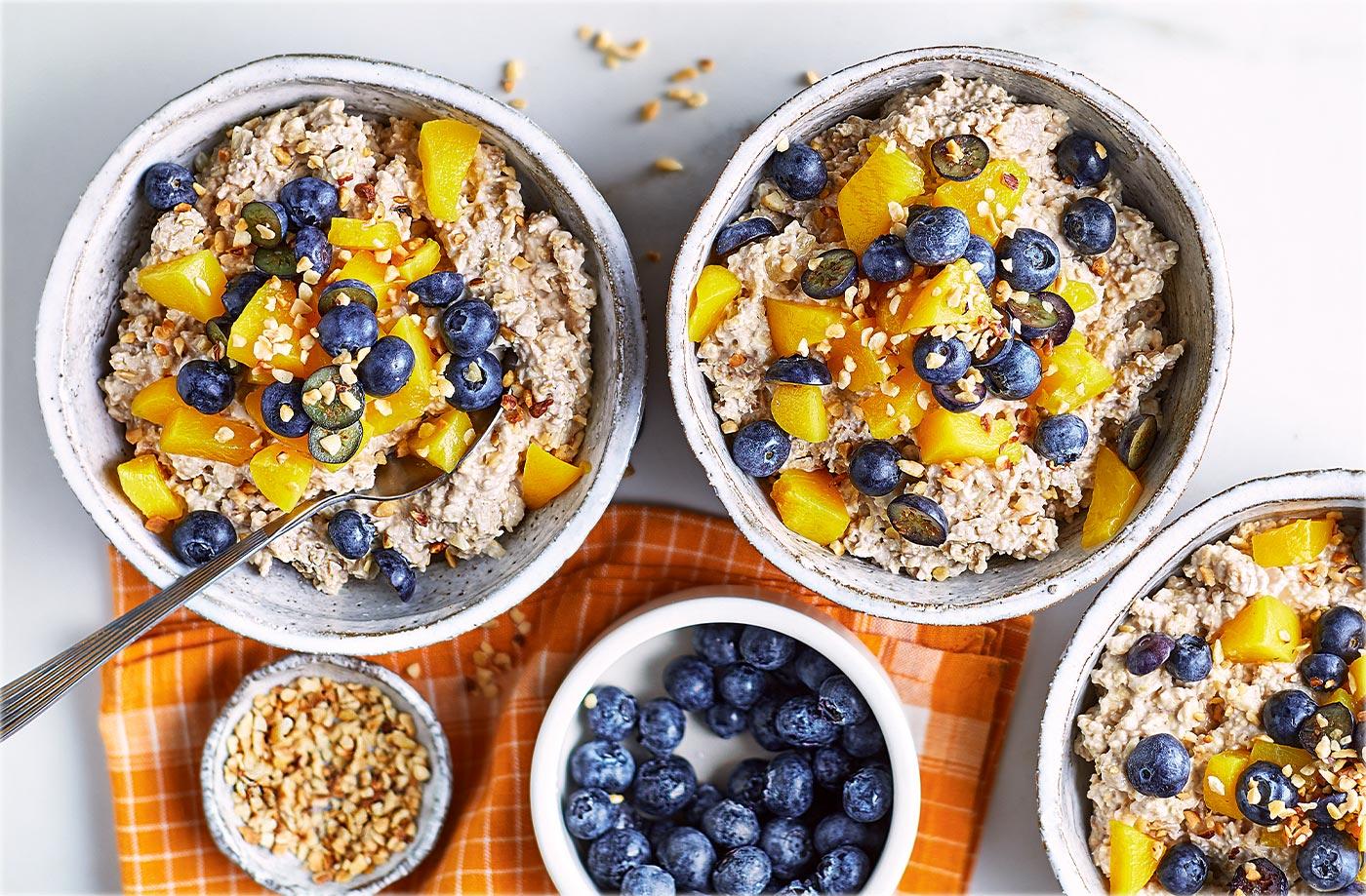 Výborné letné raňajky