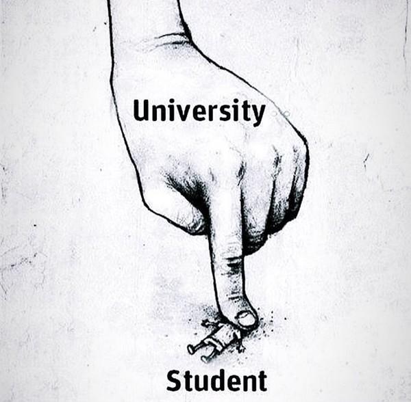 Je vysoká škola náročná?